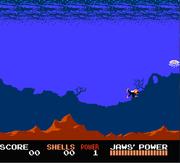 JAWS Video Game Gameplay