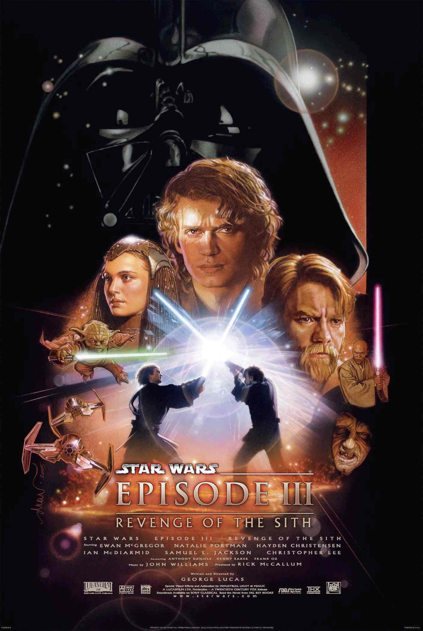 Episode III  Die Rache der Sith  Jedipedia  FANDOM powered by Wikia