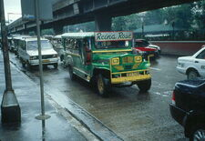 Manila-jeepney