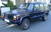 Jeep Cherokee front 20071031