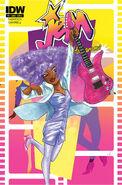 IDW Comics Issue 1 - cover E