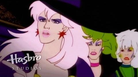 Jem and the Holograms - Here's a Little Trick