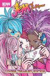 Jem and The Holograms (comics) - Issue 3 - Covers Treasury Edition