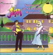 Jem - Golden Book - Surprise at Starlight Mansion - 01