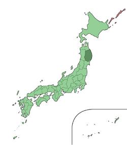 Japan Iwate large