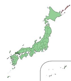 Japan Yamaguchi large