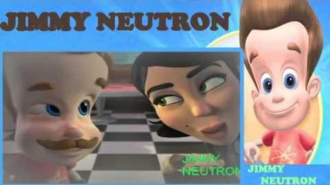 Jimmy Neutron My Big Fat Spy Wedding