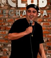 Jeff Garcia (voice actor&comedian)