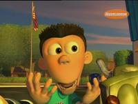 Sheen in When Pants Attack