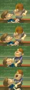 Butch bullying Tristan