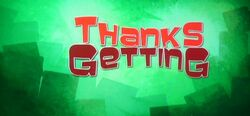 Thanksgetting