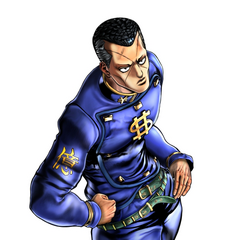 Okuyasu from <a href=