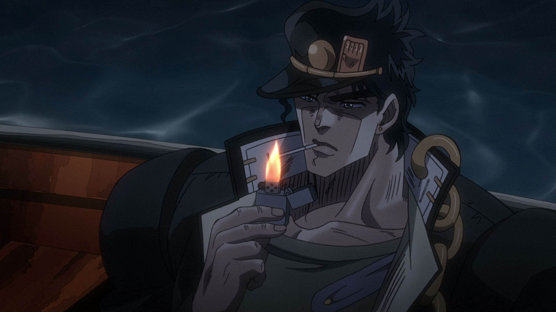But really tokyo mx is quite cheeky with censorship on jotaro