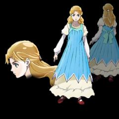 Concept Art of Young Erina