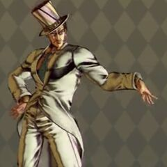 Zeppeli Costume A in All Star Battle