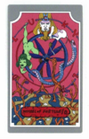JoJo Tarot 10 - Wheel of Fortune