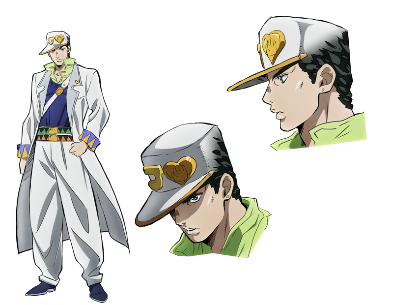 Planning To Make A Part 4 Jotaro Anime Cosplay Some Questions Stardustcrusaders
