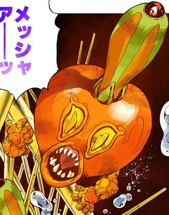 Blackjack Rants: Manga Top Fives: Weirdest JoJo's Bizarre