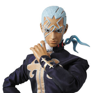 Pucci's second outfit in Real Action Heroes