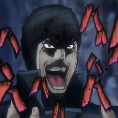 Kars' maniacal laugh