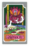 JoJo Tarot 11 - Justice