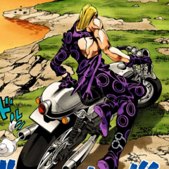 Melone's first appearance