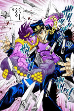 Jotaro Kujo (Chapter 258)