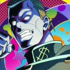 Okuyasu featured in <i><a href=