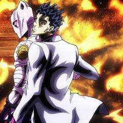 Killer Queen explodes and disintegrates <a href=