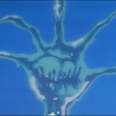 Geb, as seen in the OVA