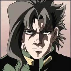 Kakyoin's appearance in the OVA