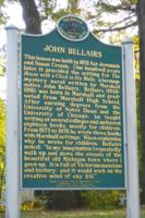 John Bellairs marker