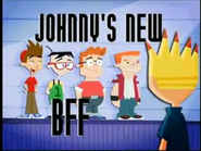 Johnny's New BFF