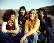 Journey 1976 Lineup