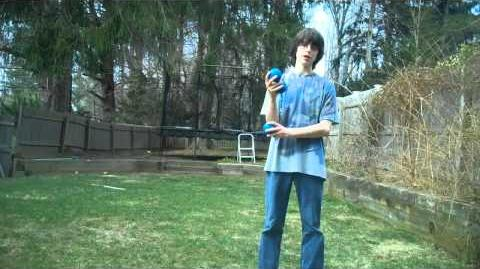 Tutorial pinball style juggling