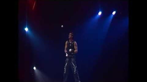 Tony Garcia Bouncing Ball Juggling