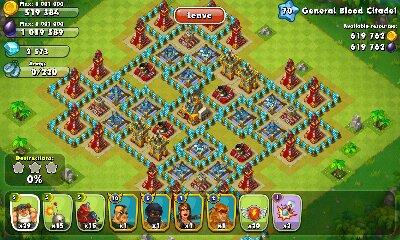 General Blood Citadel