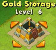 Gold Storage Lvl 6