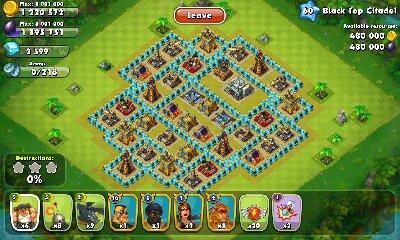 Black Top Citadel