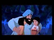 Mowgli Shanti and the Village Leader