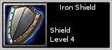 Iron Shield quick short