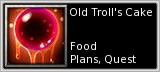 Old Trolls Cake quick short