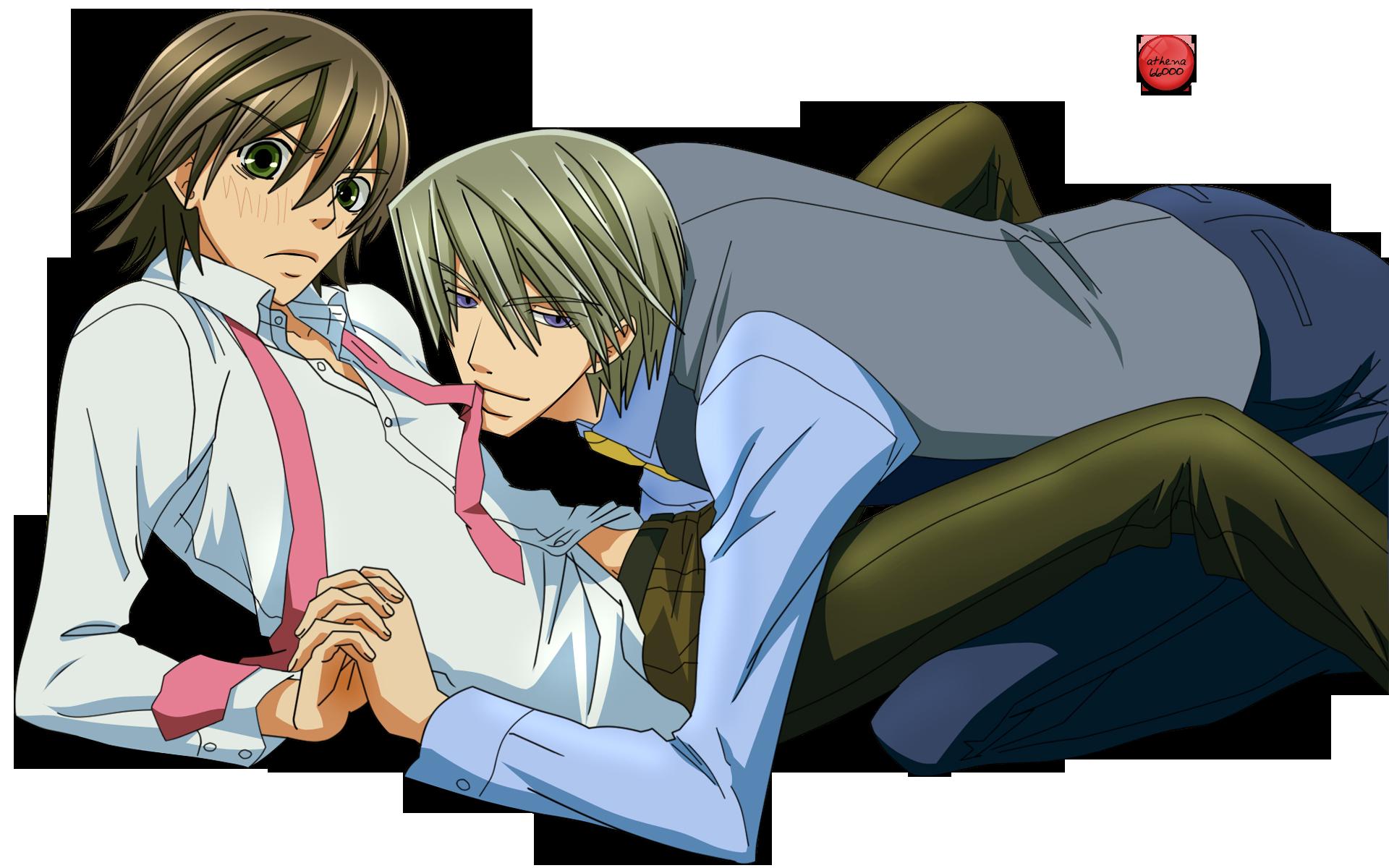 Anime | Junjou Romantica Wiki | Fandom powered by Wikia
