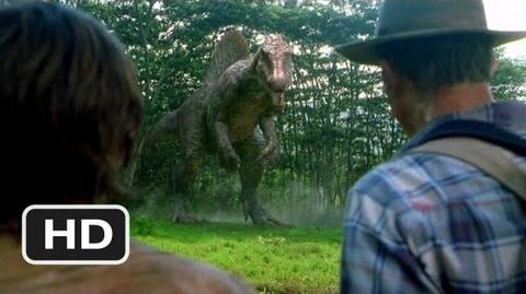 Jurassic Park 3 (7 10) Movie CLIP - A Broken Reunion (2001) HD