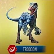 Troodon JW