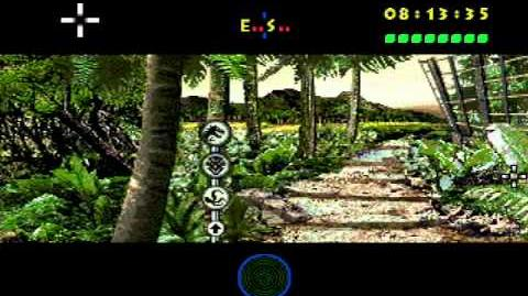 Let's Play Jurassic Park Sega CD (Part 2 Your first egg locations)