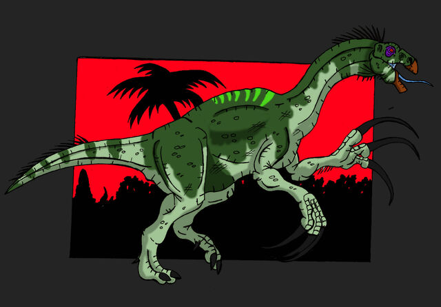 File:Therizinosaurus Hellraptor.jpg