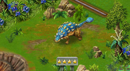Level 40 Ankylosaurus