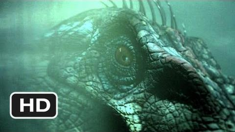 Jurassic Park 3 (4 10) Movie CLIP - Raptor Ambush (2001) HD