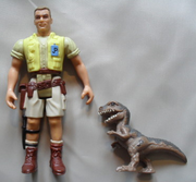 Muldoon with Trex